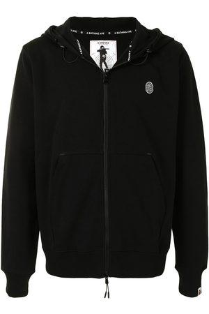 A BATHING APE® Ape Head zip-up hoodie