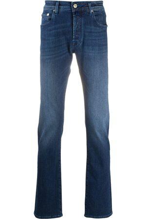 Jacob Cohen Hombre Rectos - Jeans rectos con tiro medio