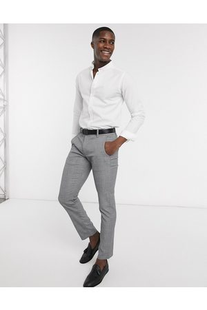 Bolongaro Slim fit grandad shirt