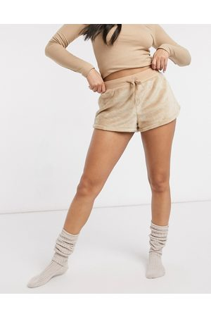 Lindex Mujer Shorts - Fleece lounge short in