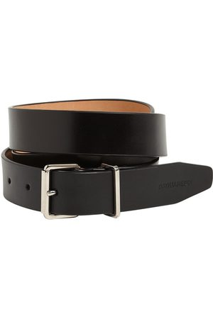 Dsquared2 Cinturón De Piel 3cm