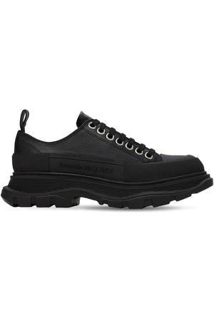 """Alexander McQueen Sneakers """"tread Slick"""" De Piel 45mm"""