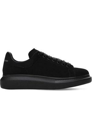 Alexander McQueen Sneakers De Ante Con Plataforma 45mm