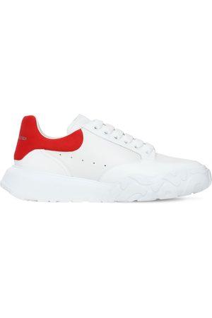 """Alexander McQueen Sneakers Oversize """"court"""" De Piel 40mm"""