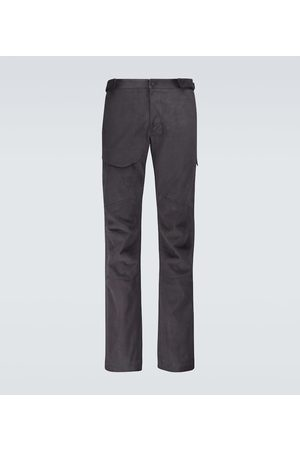Sease Brushed cotton cargo pants