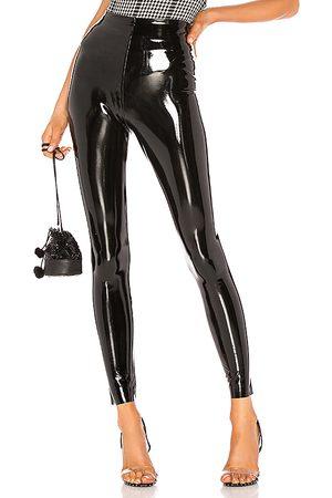 Commando Perfect control patent leather legging en color talla L en - Black. Talla L (también en S, M, XS).