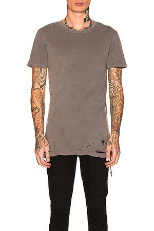KSUBI Camiseta sioux en color talla L en - Grey. Talla L (también en M, S, XL).