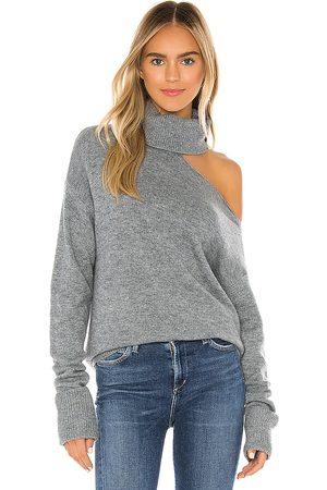 Paige Jersey raundi en color gris talla L en - Grey. Talla L (también en M, S, XS).