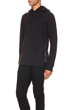 JOHN ELLIOTT Sudadera hooded villain en color talla M en - Black. Talla M (también en S, XS).