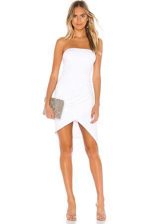 Susana Monaco Vestido en color blanco talla M en - White. Talla M (también en XS, S).