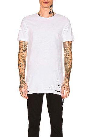 KSUBI Camiseta sioux en color talla L en - White. Talla L (también en M, S, XL).
