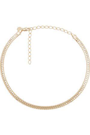 Child of Wild Collar sicily herringbone en color oro metálico talla all en - Metallic Gold. Talla all.