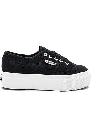Superga Zapatillas deportivas 2790 en color negro talla 10 en - Black. Talla 10 (también en 6, 6.5, 7, 7.5, 8, 8.5, 9, 9.5