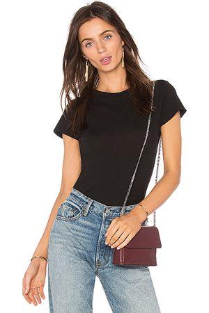 LA Made Camiseta cuello redondo en color talla M en - Black. Talla M (también en S, XS).
