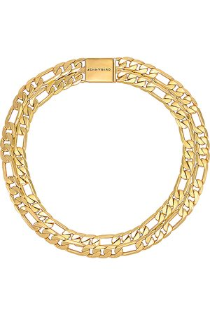 Jenny Collar carter en color oro metálico talla all en - Metallic Gold. Talla all.