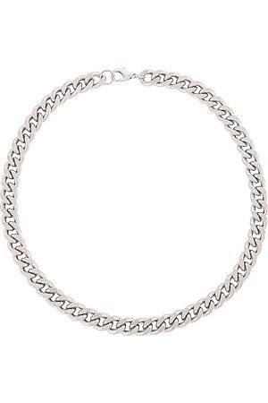 8 Other Reasons Collar sterling en color metálico talla all en - Metallic Silver. Talla all.