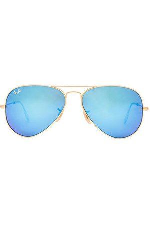 Ray-Ban Gafas de sol estilo aviador gafas de sol en color azul talla all en - Blue. Talla all.