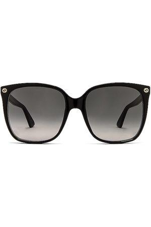 Gucci Gafas de sol sensual romanticism lightness en color talla all en - Black. Talla all.