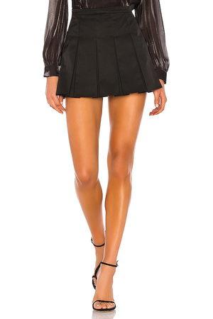 Amanda Uprichard Falda-pantalón dixon en color talla L en - Black. Talla L (también en M, S).