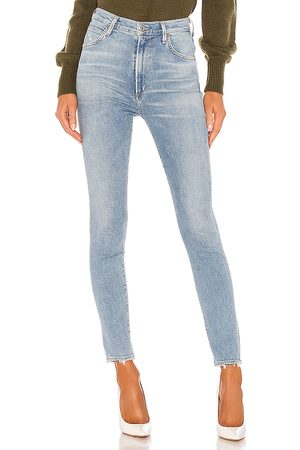 Citizens of Humanity Chrissy sculpt high rise skinny en color denim claro talla 23 en - Denim-Light. Talla 23 (también en