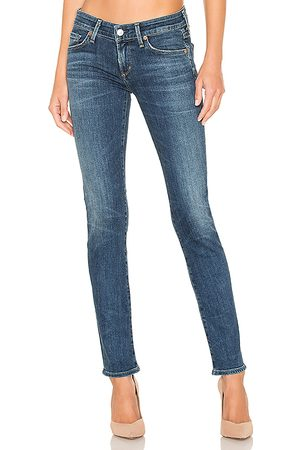 Citizens of Humanity Racer low rise skinny en color azul talla 25 en - Blue. Talla 25 (también en 26, 27, 28, 29, 31, 32)
