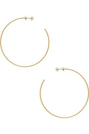 Jenny Aros starlet en color oro metálico talla all en - Metallic Gold. Talla all.