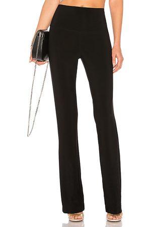 Norma Kamali Pantalón en color talla M en - Black. Talla M (también en S, XS).