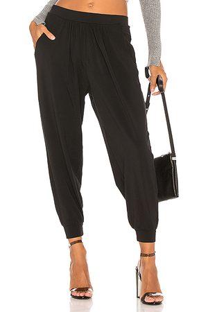Bobi Jersey jogger en color talla S en - Black. Talla S (también en XS).