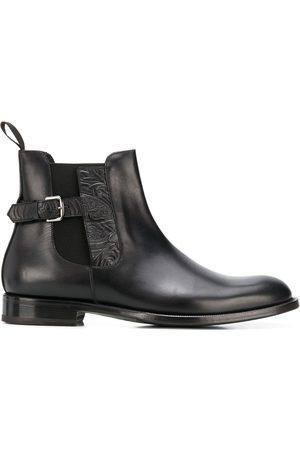Etro Buckle-embellished chelsea boots
