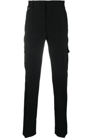 Alexander McQueen Hombre Pantalones y Leggings - Pantalones con múltiples bolsillos