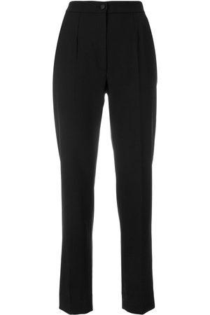 Dolce & Gabbana Pantalones con corte slim