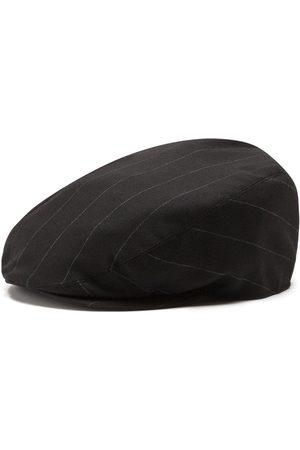 Dolce & Gabbana Stripe-print flat cap