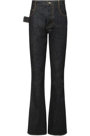 Bottega Veneta Jeans Acampanados De