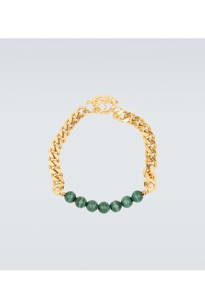 Orit Elhanati Exclusive to Mytheresa - X Malachite bracelet