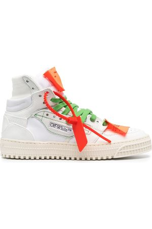 OFF-WHITE 3.0 OFFCOURT SNEAKERS WHITE NO COLOR