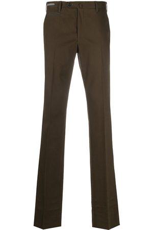 corneliani Pantalones de vestir de sarga