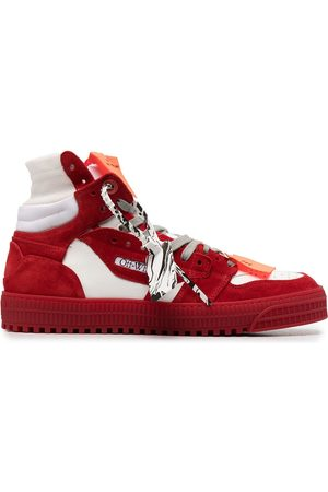 Off-White 3.0 OFF COURT VINTAGE CALF WHITE RED
