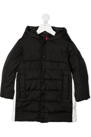 Moncler Hooded padded coat