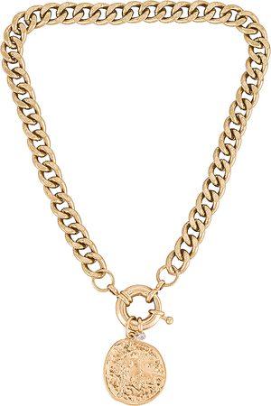 8 Other Reasons Collar maddison en color oro metálico talla all en - Metallic Gold. Talla all.