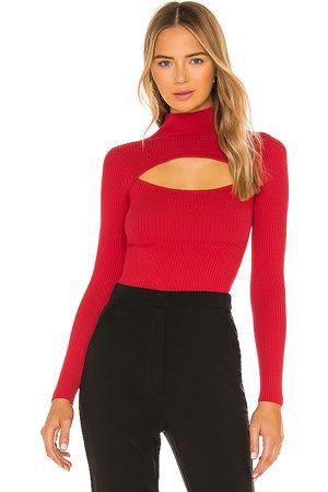 NBD Jersey toula en color talla S en - Red. Talla S (también en XL).