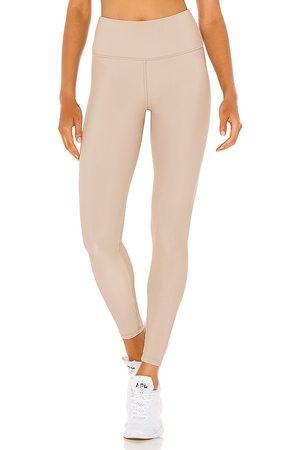 STRUT-THIS Kendall ankle legging en color beige talla L en - Beige. Talla L (también en XS, S, M, XL).