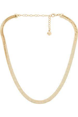 Baublebar Collar gia en color oro metálico talla all en - Metallic Gold. Talla all.