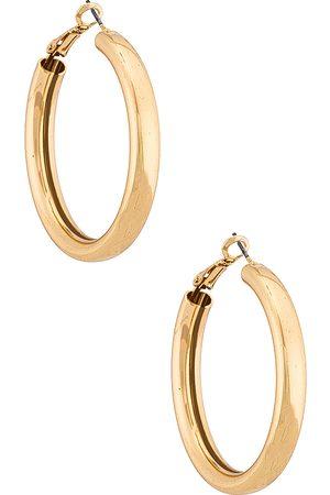petit moments Aros gretchen en color oro metálico talla all en - Metallic Gold. Talla all.