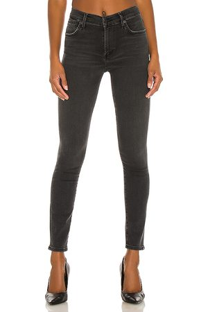 Citizens of Humanity Rocket ankle skinny jean en color negro talla 23 en - Black. Talla 23 (también en 24, 25, 26, 27
