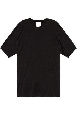Y-3 Camiseta en color talla L en - Black. Talla L (también en S, M, XL).