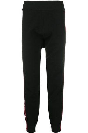 Dsquared2 Pants con apliques de rayas
