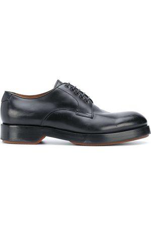 Ermenegildo Zegna Hombre Oxford - Zapatos derby con agujetas