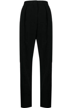 Jil Sander Pantalones de vestir con tiro alto