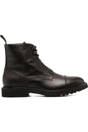 Scarosso Ankle-length lace-up boots