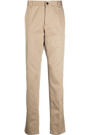 VERSACE Pantalones chino con dobladillo Barocco